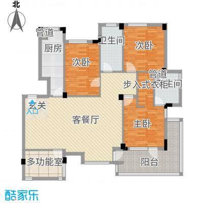 富民楼3室2厅户型3室2厅2卫1厨