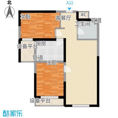 万晟爱琴海二期88.90㎡万晟爱琴海二期户型图B2号楼B2-2户型2室2厅1卫1厨88.90㎡2室2厅1卫1厨户型2室2厅1卫1厨