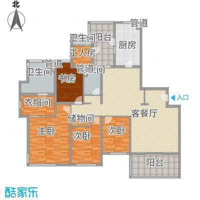 仁恒河滨城三期仁恒河滨城三期10室户型10室