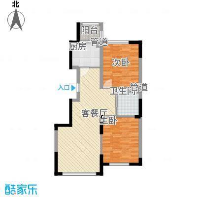 澳海㎡方1㎡87.00㎡澳海㎡方1㎡户型图B户型图2室2厅户型2室2厅
