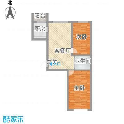 中新花园户型图11
