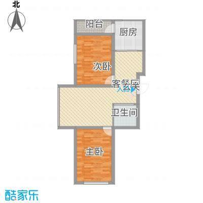 中新花园户型图9
