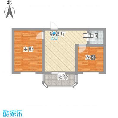 澎湖林苑60.97㎡2室1厅1卫