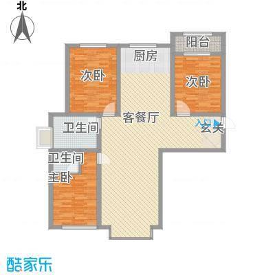 锦江花园五区锦江花园五区户型10室