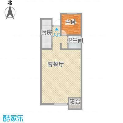 世纪新居世纪新居户型10室