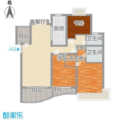 爱家亚洲花园147.00㎡上海爱家亚洲花园户型10室