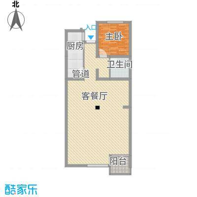 融和嘉苑融和嘉苑户型图1室1厅1室1厅1卫1厨户型1室1厅1卫1厨