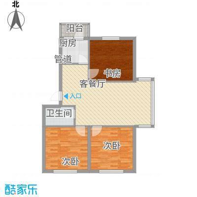 美印溪谷别墅美印溪谷别墅户型图3室2厅1卫户型10室