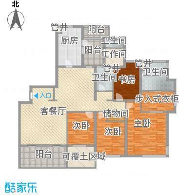 仁恒河滨城三期仁恒河滨城三期0室户型10室