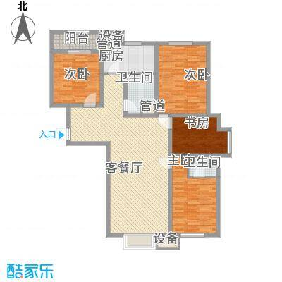 鸿伯园小区鸿伯园小区户型图4室2厅14室2厅2卫1厨户型4室2厅2卫1厨