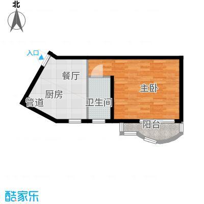 现代映象现代映象10室户型10室