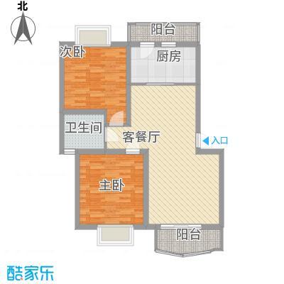 同方锦城二期上海同方锦城一期户型10室