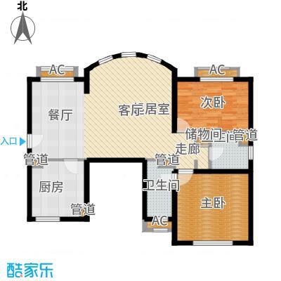 碧云东方公寓碧云东方公寓户型图户型图2室2厅1卫1厨户型2室2厅1卫1厨