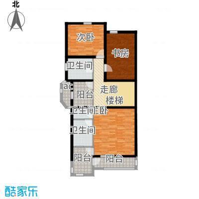 朝阳小区户型图3室1厅 3室1厅1卫1厨