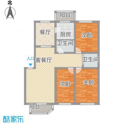 澎湖林苑129.47㎡3室2厅1卫
