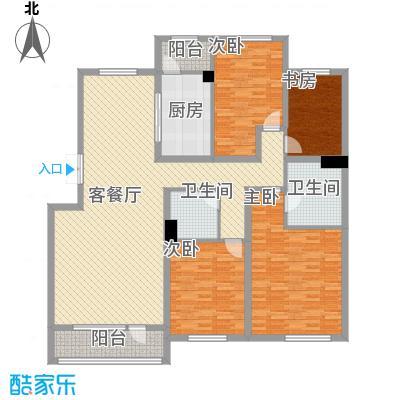 华业玫瑰谷别墅169.00㎡华业玫瑰谷户型图H-12/15栋户型图3室2厅2卫户型3室2厅2卫