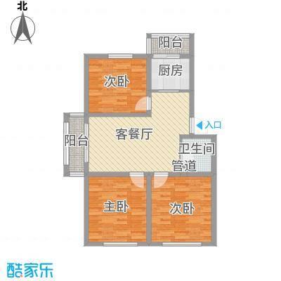 微电子小区微电子小区10室户型10室