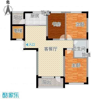 长影世纪村116.25㎡长影世纪村116.25㎡10室户型10室