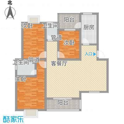 水景豪园10室