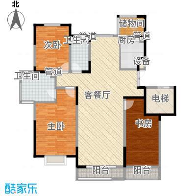 一品红城五期129.00㎡一品红城五期户型图A2户型图3室2厅2卫户型3室2厅2卫