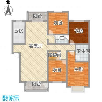 湖光科技新村长春湖光科技新村户型10室