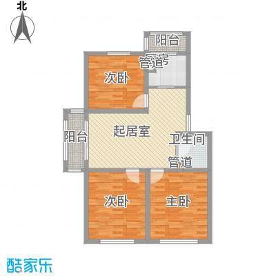 科技花园科技花园户型图科技家园户型图3室2厅1卫1厨户型3室2厅1卫1厨