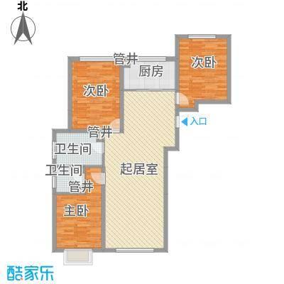 粮食厅宿舍粮食厅宿舍3室2厅1户型3室2厅