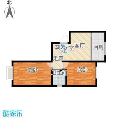 五五一四小区五五一四小区2室1厅1户型10室
