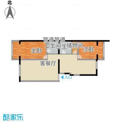 亚泰豪苑156.04㎡亚泰豪苑户型图2室2厅2卫户型10室