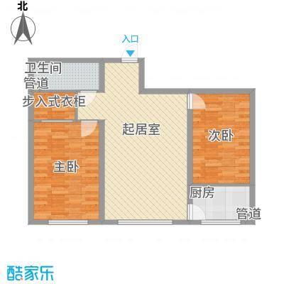 长春理工大学家属楼长春理工大学家属楼户型图2室2厅12室2厅1卫1厨户型2室2厅1卫1厨