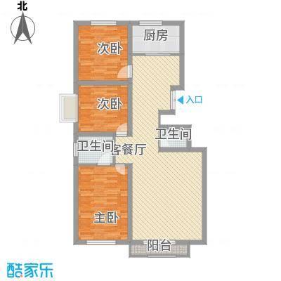 华侨新村华侨新村户型图3室2厅13室2厅1卫1厨户型3室2厅1卫1厨