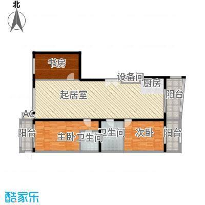 亚泰豪苑186.90㎡亚泰豪苑户型图3室2厅2卫户型10室