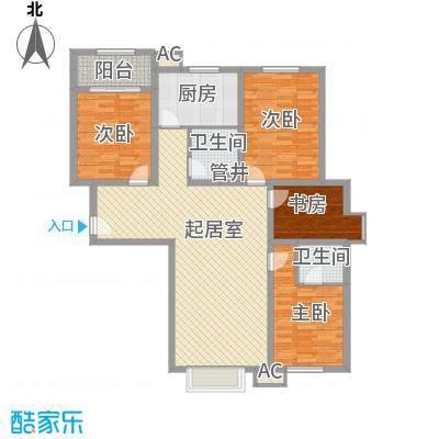 粮食厅宿舍粮食厅宿舍4室2厅1户型4室2厅