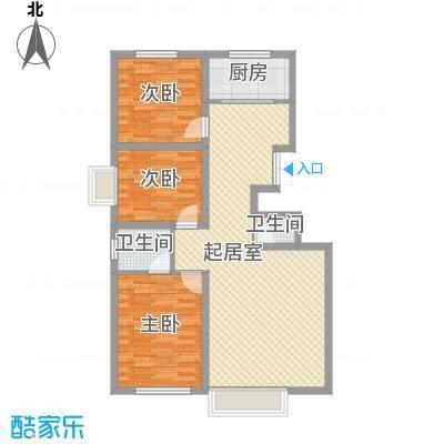 邮电小区明德路邮电小区户型图3户型10室