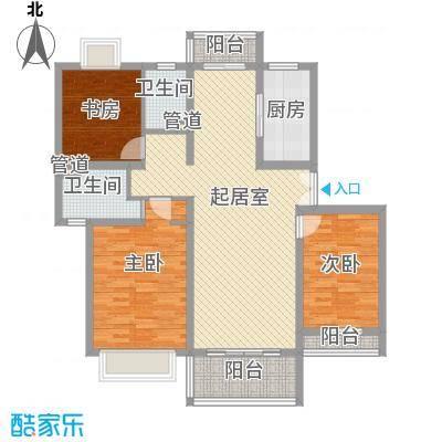 碧云新天地三期碧云新天地三期户型图户型图3室2厅2卫1厨户型3室2厅2卫1厨