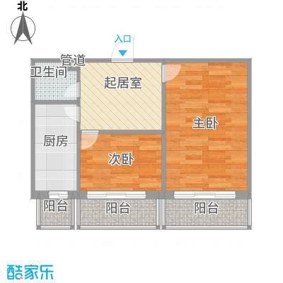 交通宿舍交通宿舍10室户型10室
