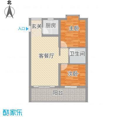 荆川东园荆川东园户型图h2户型10室