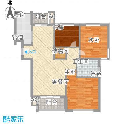 金田花园金田花园10室户型10室