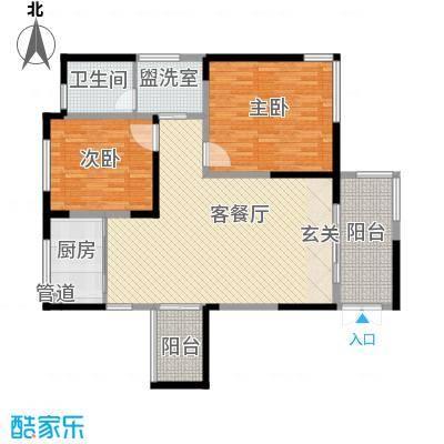 东苑公寓147.00㎡东苑公寓3室户型3室