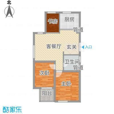 翠苑公寓翠苑公寓户型图2户型10室