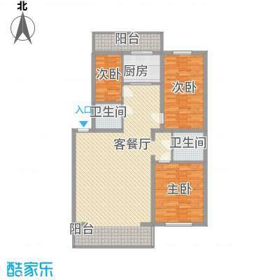 净馨家园178.36㎡净馨家园户型图4室2厅2卫户型10室