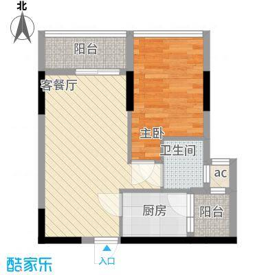 福康宁花园福康宁花园户型两室两厅户型10室