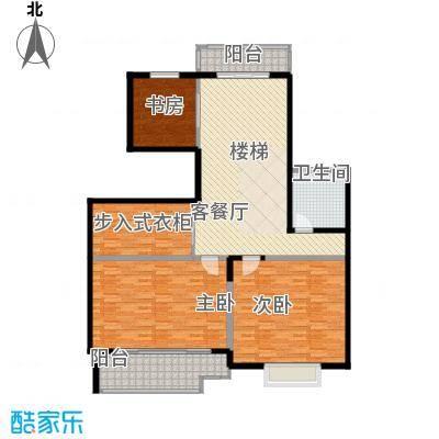 水木年华188.69㎡水木年华户型图4室3厅2卫1厨户型10室