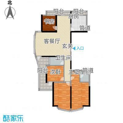 绿洲家园绿洲家园户型图h4户型10室