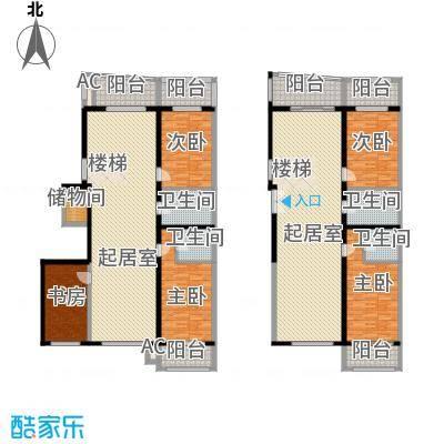 亚泰豪苑296.77㎡亚泰豪苑户型图3室2厅2卫户型10室