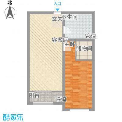 天裕小区天裕小区户型图2室1厅12室1厅1厨户型2室1厅1厨