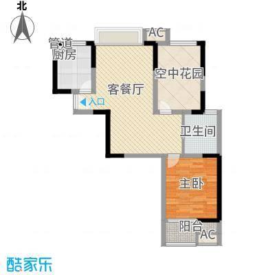 永宁雅苑88.00㎡永宁雅苑88.00㎡2室户型2室