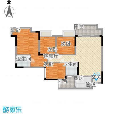 东苑公寓东苑公寓户型图h3户型10室