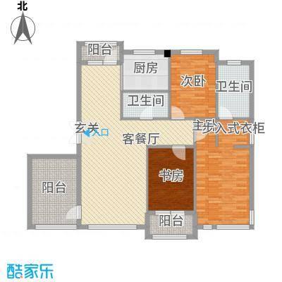 宏昌公寓宏昌公寓户型图3室户型图3室2厅2卫1厨户型3室2厅2卫1厨