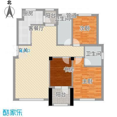宏昌公寓宏昌公寓户型图3室户型图3室2厅1卫1厨户型3室2厅1卫1厨